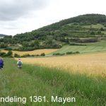 Wandeling 1361. Mayen