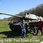 Wandeling 1456. Fort Eben Emael